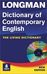 Longman Dictionary of Contemporary English, 4th edition (book and CD-ROM)