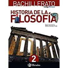 Código Bruño Historia de la Filosofía 2 Bachillerato - 9788469611364