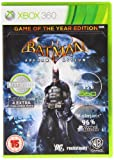Microsoft Batman Arkham Asylum Game Of The Year Edition - Classics (XBOX 360) [Import UK]