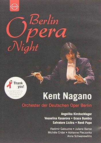 Preisvergleich Produktbild Berlin Opera Night - Kent Nagano