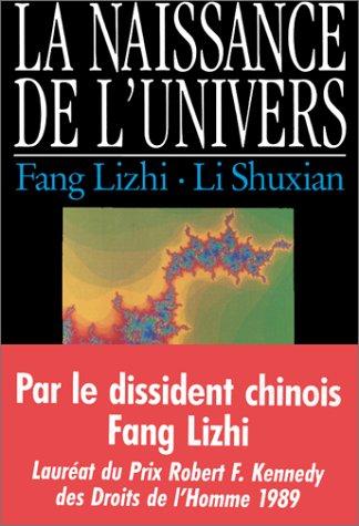 La Naissance de l'univers par Lizhi Fang Lizhi