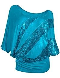 Blusas Mujer es Y Tops Camisetas Amazon Ropa zwHxnCwX