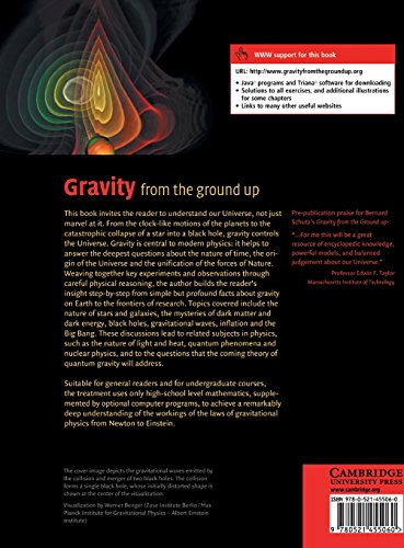 Gravity from the Ground Up Hardback: An Introductory Guide to Gravity and General Relativity