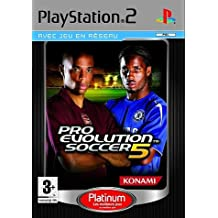 PES 2005 : Pro Evolution Soccer - platinum