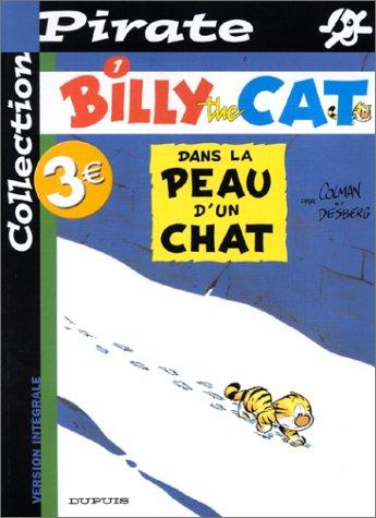BD Pirate : Billy the Cat, tome 1 : Dans la peau d'un chat
