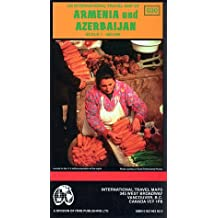 Carte routière et guide : Arménie - Azerbaidjan-georgie