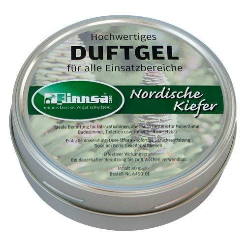Finnsa Hochwertige Duftgeldosen 80 g, Nordische Kiefer