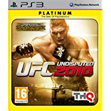 Halifax UFC Undisputed 2010 Platinum, PS3 - Juego (PS3)