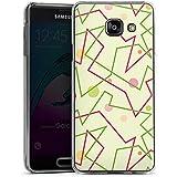 Samsung Galaxy A3 (2016) Housse Étui Protection Coque Années 80 80s Rétro