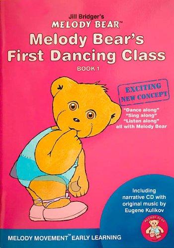 Melody Bear's first dancing class