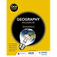 OCR A Level Geography Second Edition