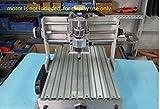 GOWE CNC-Graviermaschine, CNC DIY 3040, Aluminiumlegierung, Kugelgewindetrieb