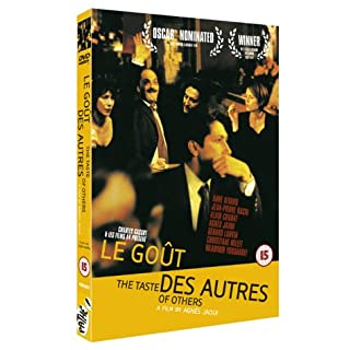 Le Goût Des Autres [DVD]