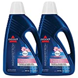 2 x Bissell Wash & Refresh Carpet & Upholstery Cleaner 1.5L 1.5 Litre