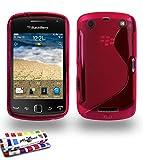 Case : cover, blackberry, magnetica