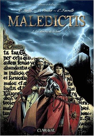 Maledictis, tome 1 : Les démons de la lune