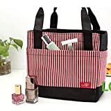 EZ Life Thermal Lunch Box Bag - Red