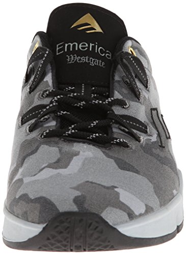 Herren Skateschuh Emerica The Westgate Cruiser Lt Skate Shoes Grey Camo