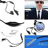 MaximalPower FBI Headset Kevlar Radio Surveillance Kit - Best Reviews Guide