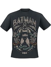 Batman Crusader T-Shirt schwarz