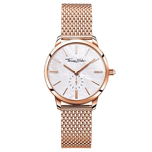 Thomas Sabo Damen Armbanduhr WA0303-265-213-33