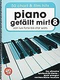 Piano Gefällt Mir! 8 (Notenbuch Spiralbindung & CD): Noten, Songbook, CD für Klavier
