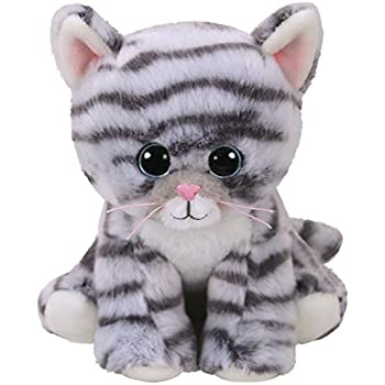 6 inch MILLIE /& CLEO the tabby cats 2017 velvty set TY Beanie Baby