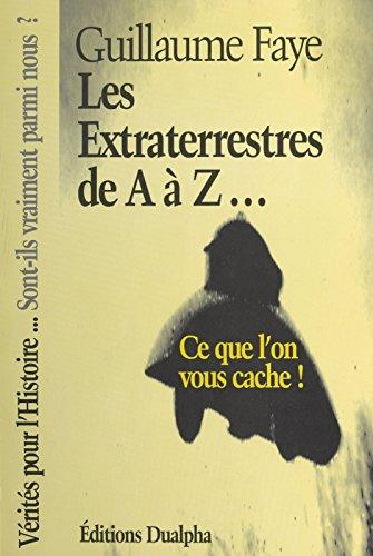 Les Extraterrestres de A à Z
