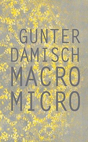 Gunter Damisch: Macro Micro: Kat. Albertina, (Pop Künstler Kostüme)
