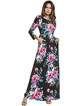Moda Vestido | Vestido para mujer Europeos y Americanos | vestidos vestidos de damas vestidos Impresos | | los...