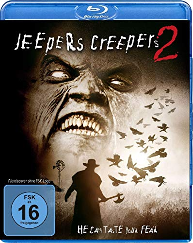 Jeepers Creepers 2 [Blu-ray]