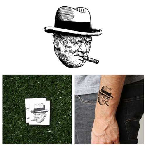 tattify-tatouages-temporaires-winston-churchill-en-enfer-set-de-2