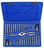 IRWIN Tools 1840235Performance Système d'enfilage Auto-alignement robinet Set-machine Vis/Fractional/métrique, 41pièces