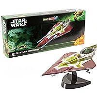 Revell Kit Fisto's Jedi Starfighter Assembly kit Spaceplane - maquetas de naves espaciales (Assembly kit, Spaceplane, Principiante