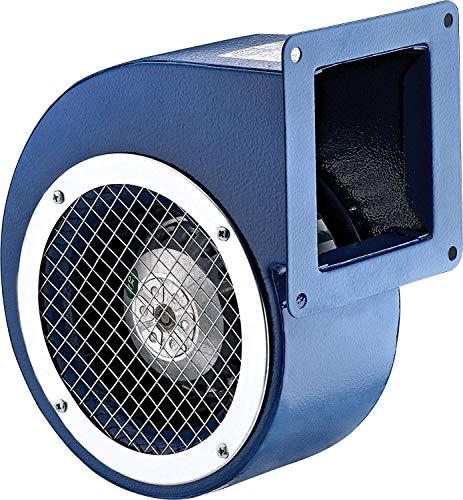 Bdrs Radialgebläse Radlüfter Gebläse Absauggebläse Ventilator BDRS 120-60 mit 275m³/h -