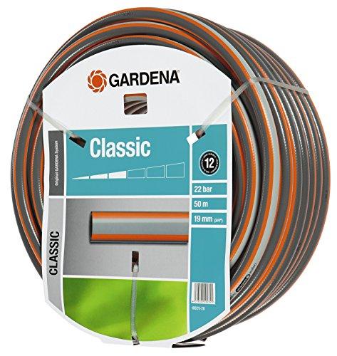 """Gardena M293450 – Manguera classic ø 19 mm ¾"""" 50 m – 1802520"""