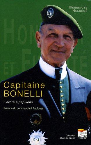 Capitaine Bonelli : L'arbre à papillons par Bénédicte Helcégé