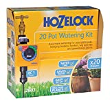 Best Timers For Waterings - Hozelock (2803 0000) 20 Pot Automatic Watering Kit Review