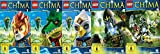 LEGO: Legends of Chima, Vols. 1-5 (5 DVDs)
