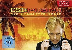 CSI: Miami - Season 1-10 Komplettbox