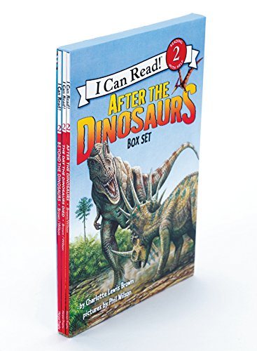 After the Dinosaurs Box Set: After the Dinosaurs, Beyond the Dinosaurs, The Day the Dinosaurs Died (I Can Read Level 2)