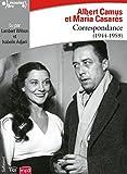 """Afficher """"Correspondance 1944-1959"""""""