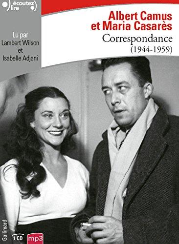 Correspondance: (1944-1959) par Albert Camus