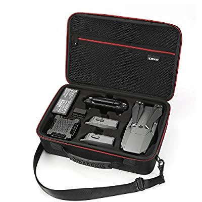 RLSOCO Carrying Bag Case for DJI Mavic Pro / Platinum Drone and Accessories