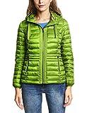 CECIL Damen Jacke 201188, Punchy Lime Green, X-Large (Herstellergröße: XL)