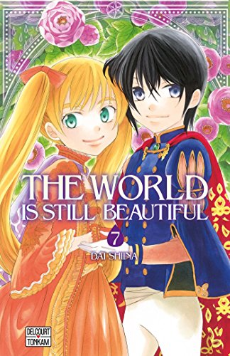 The world is still beautiful T07 by