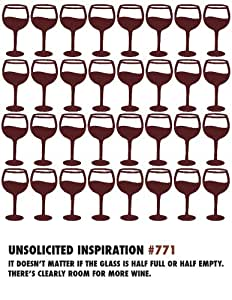 Unsolicited Wine Card