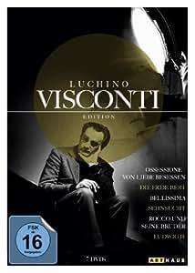 Luchino Visconti Edition [Import allemand]