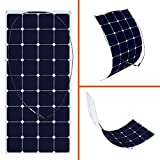 KINGSOLAR 120W Biegbares Solarpanel Semi flexibles Solarpanel Biegbares Falten Solarpanel-Ladegerät