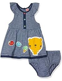 42711fe8b1 Amazon.es  Vestido Bebe Punto - Vestidos   Niñas de hasta 24 meses  Ropa